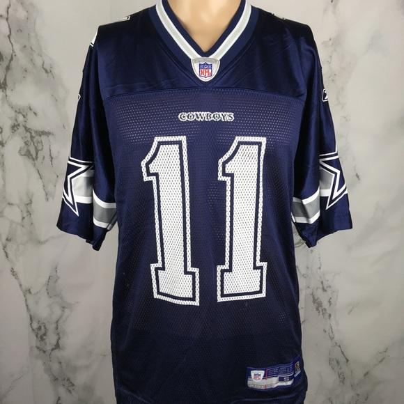 sale retailer 08793 2c06e Dallas Cowboys Drew Bledsoe NFL Jersey